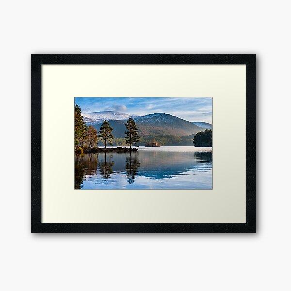 Loch an Eilein Framed Art Print