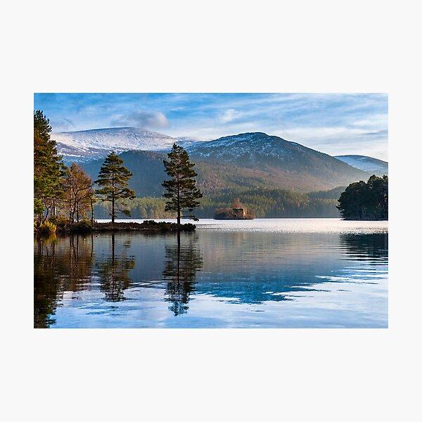 Loch an Eilein Photographic Print