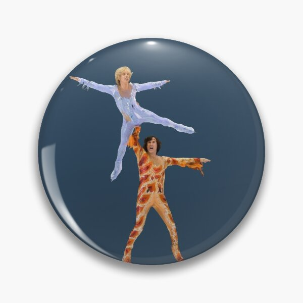 Blades of Glory Pin