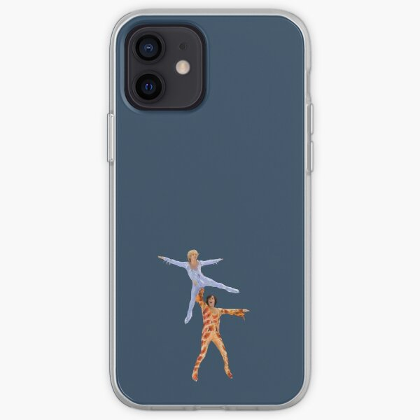 Blades of Glory iPhone Soft Case