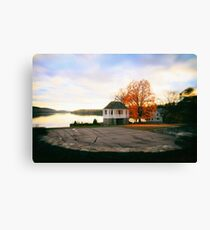 Southern View Canvas Print