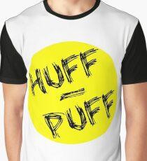 Huff Puff Graphic T-Shirt