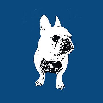 GEORGE the Korean-American French Bulldog by JeanRim