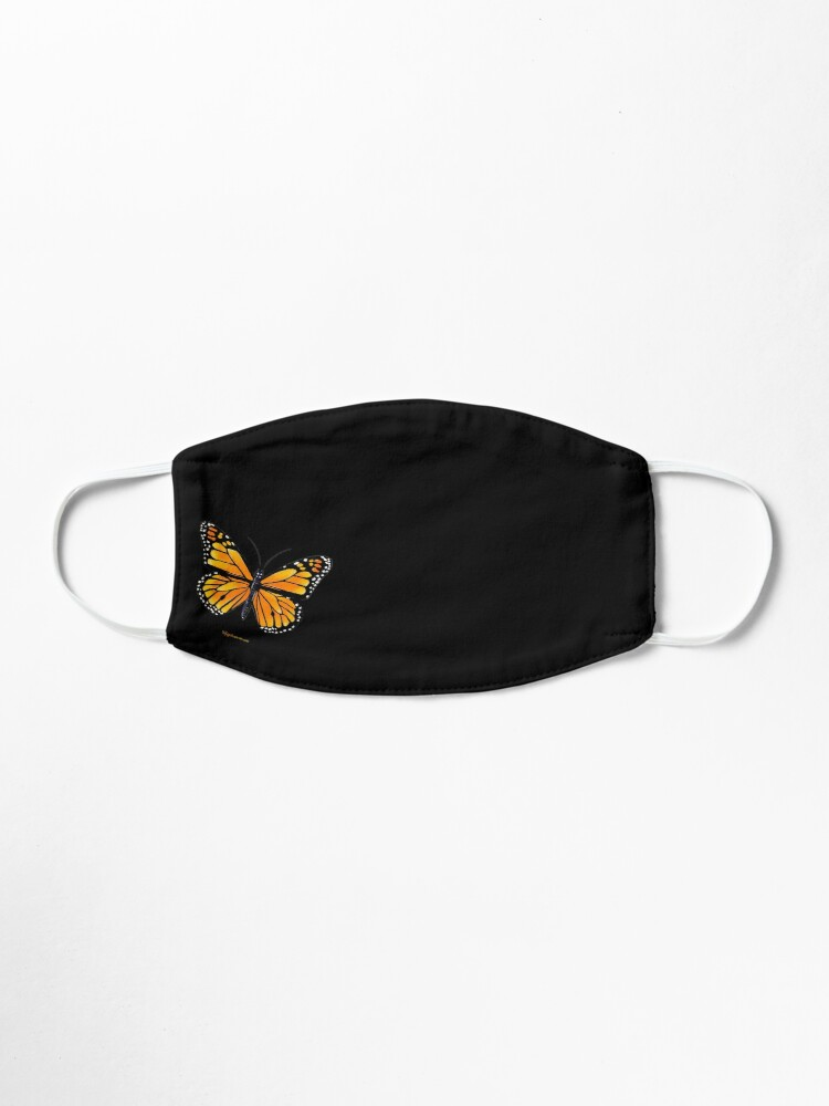 Alternate view of Small butterfly Mask