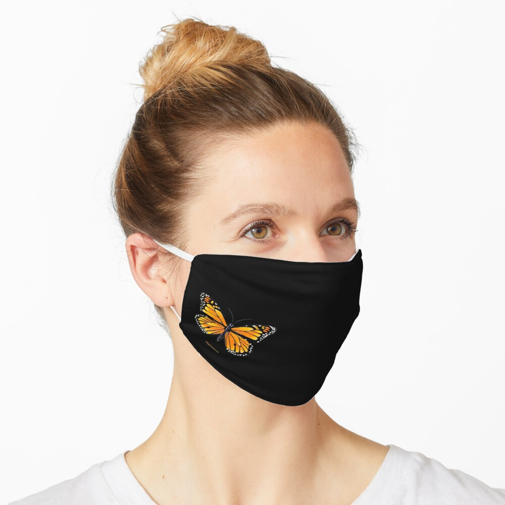 Small butterfly Mask