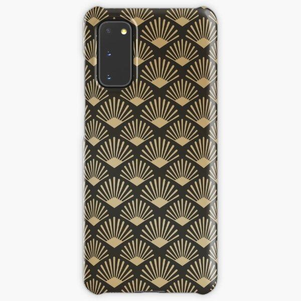 Retro Gatsby Pattern Samsung Galaxy Snap Case
