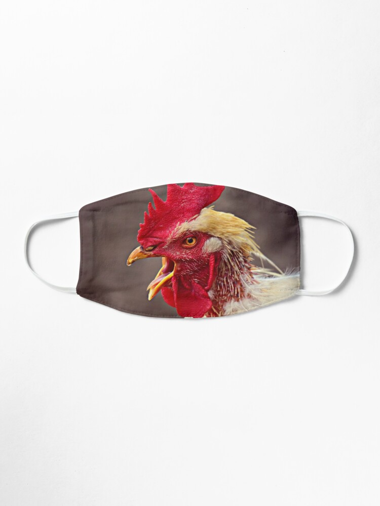 Chicken Mask By Quamrul Redbubble A wide variety of chicken masks options are available to you redbubble