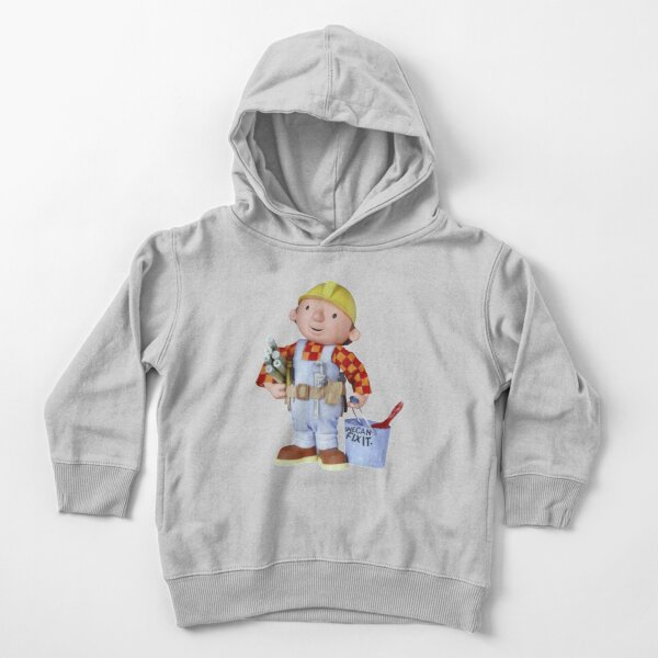 Bob the builder  Toddler Pullover Hoodie