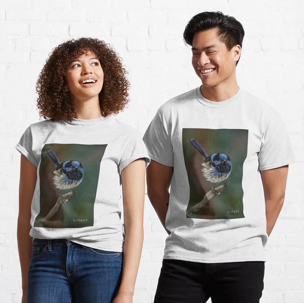 Pretty In Blue Classic T-Shirt
