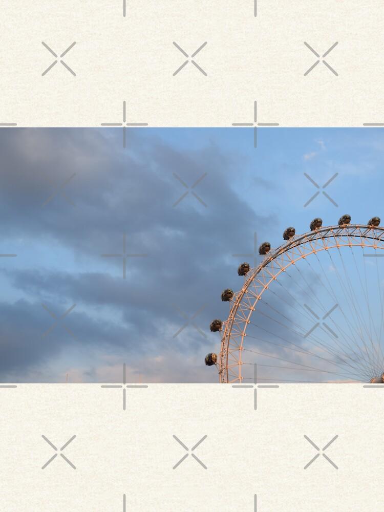 London Eye by TLBcanvasART
