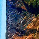Waimea Canyon 15 Abstract Impressionism by pjwuebker
