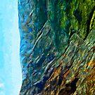 Waimea Canyon 11 Abstract Impressionism by pjwuebker