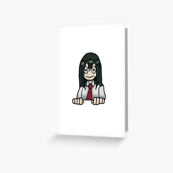Low quality Tsu Greeting Card