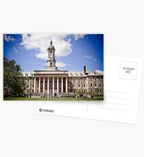 Old Main, Pennsylvania State University Postcards