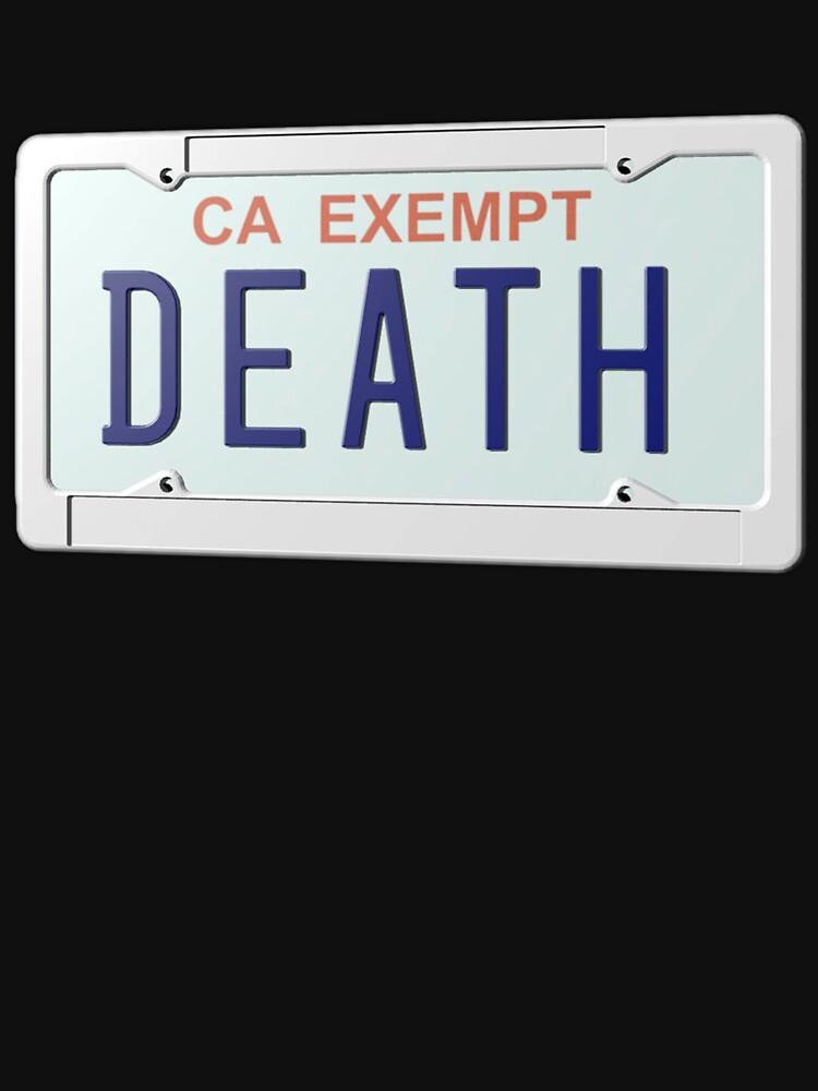 Government Plates by Death Grips | Unisex T-Shirt