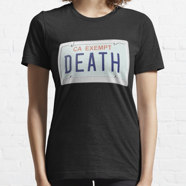 Government Plates by Death Grips Essential T-Shirt