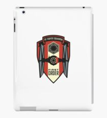 First Order Fighter Squadron Emblem iPad Case/Skin