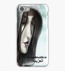 Determination iPhone Case/Skin