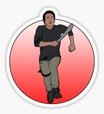 Glenn Rhee - The Walking Dead Sticker