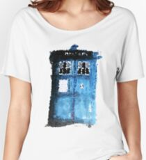 Tardis! Women's Relaxed Fit T-Shirt