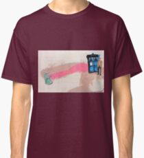Doctor Who! Classic T-Shirt