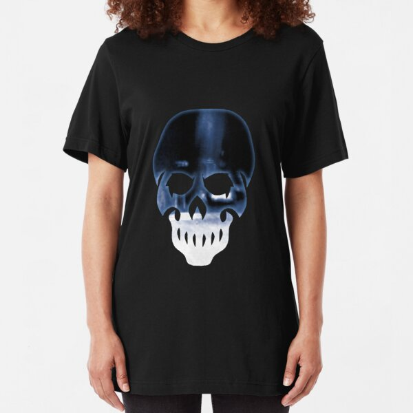 Skull: Chronicle of Darkness Slim Fit T-Shirt