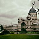 Royal Exhibition Building by J Alan
