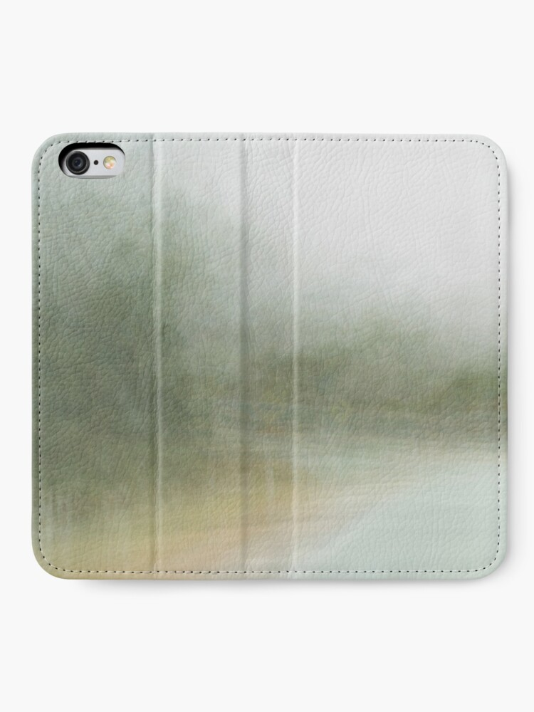 Alternate view of Composite road iPhone Wallet