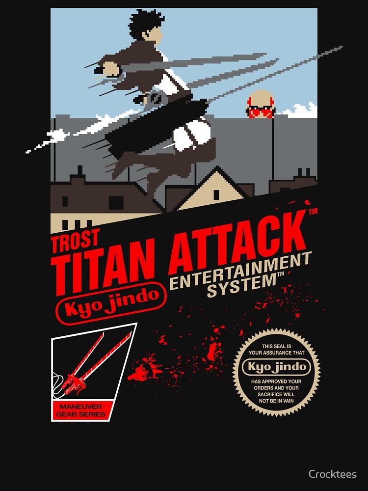 Trost Titan Attack | Unisex T-Shirt