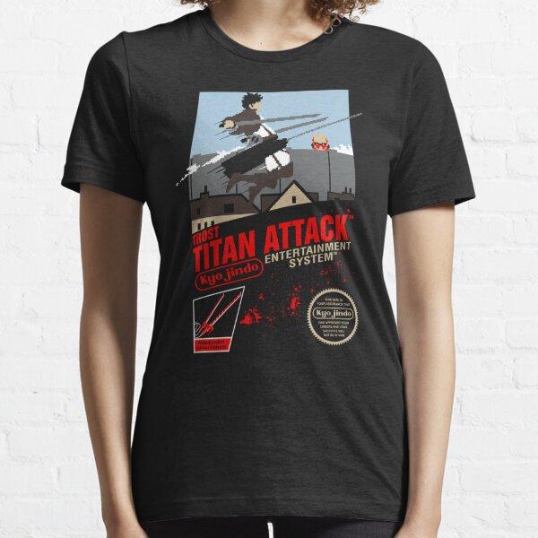 Trost Titan Attack Essential T-Shirt