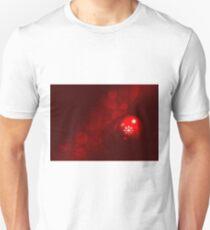 Red Christmas Decoration Ball T-Shirt