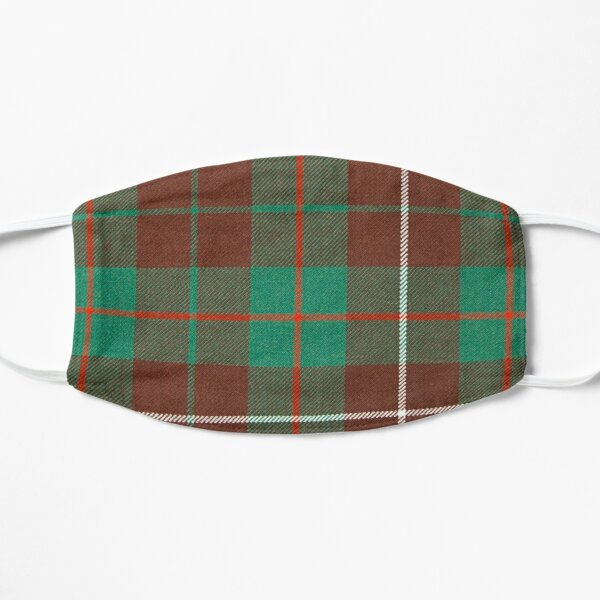 Mackinnon hunting ancient tartan Mask