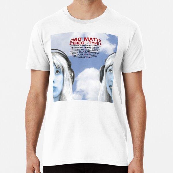 Cibo Matto - Stereo ★ Type A Premium T-Shirt