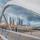 Southgate Bridge by Ray Warren