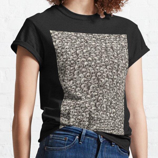 Takashi Murakami - Calaveras Camiseta clásica