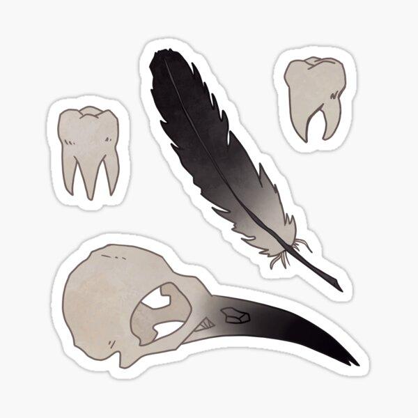 Vulture Culture Sticker