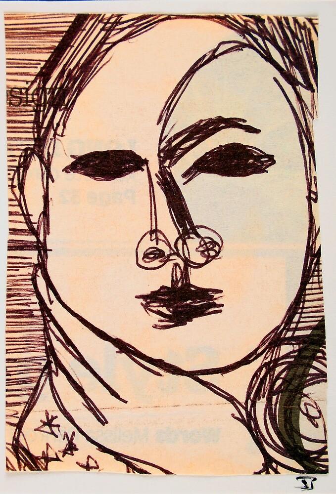 portrait of suzi wong by catullus