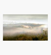 Morning Fog Photographic Print