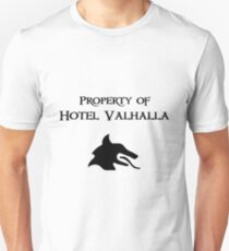 Property of Hotel Valhalla  T-Shirt