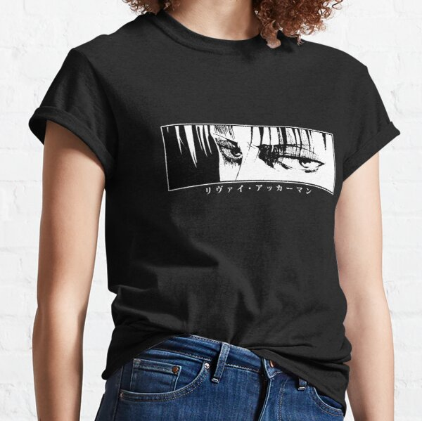 Levi - Stare - SnK Classic T-Shirt