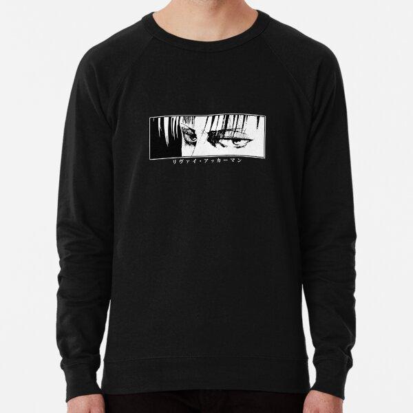 Levi - Stare - SnK Lightweight Sweatshirt