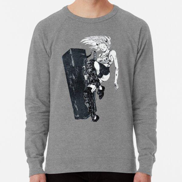 Nikaido Box Design Lightweight Sweatshirt