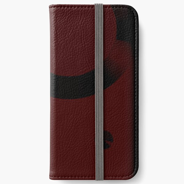 Coffee Stains and Vinyl Records  iPhone Wallet