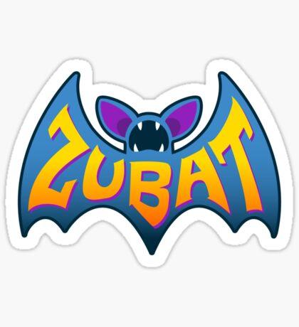 ZUBATMAN Sticker