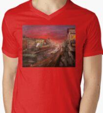 City - NY - Rush hour traffic - 1900 T-Shirt