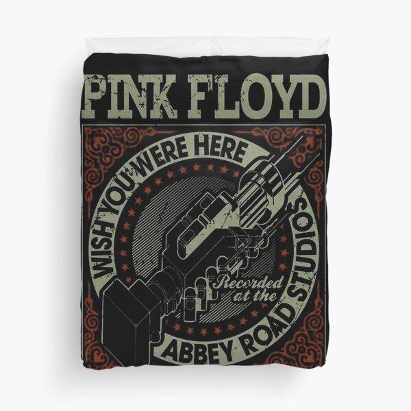 Pink Wish Road Duvet Cover