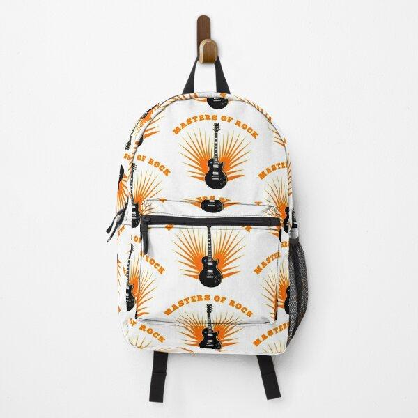 Rock Music Tribute Design for Music Lovers Backpack