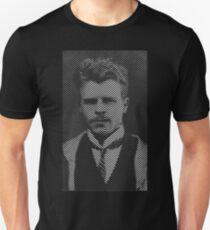 Hermann Rorschach Lines T-Shirt