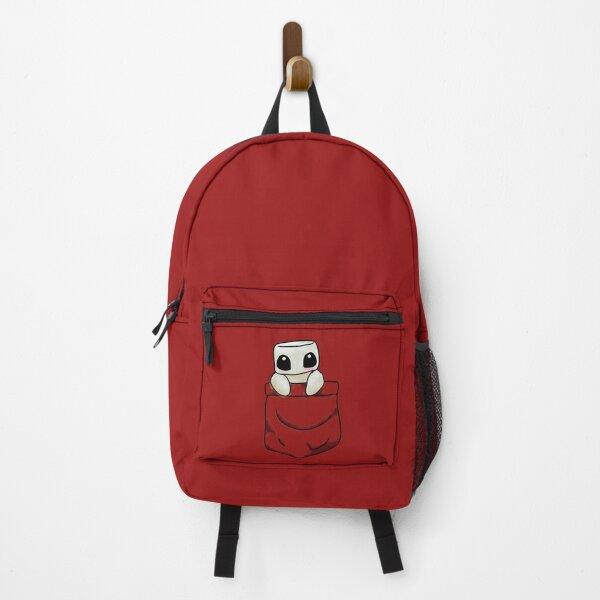 Marshmellow in pocket  Backpack