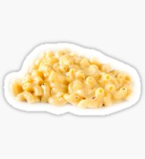 Macaroni Cheese - A delicious meal Sticker